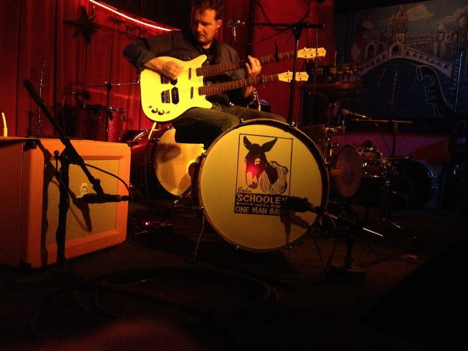 At the Continental Club 2012